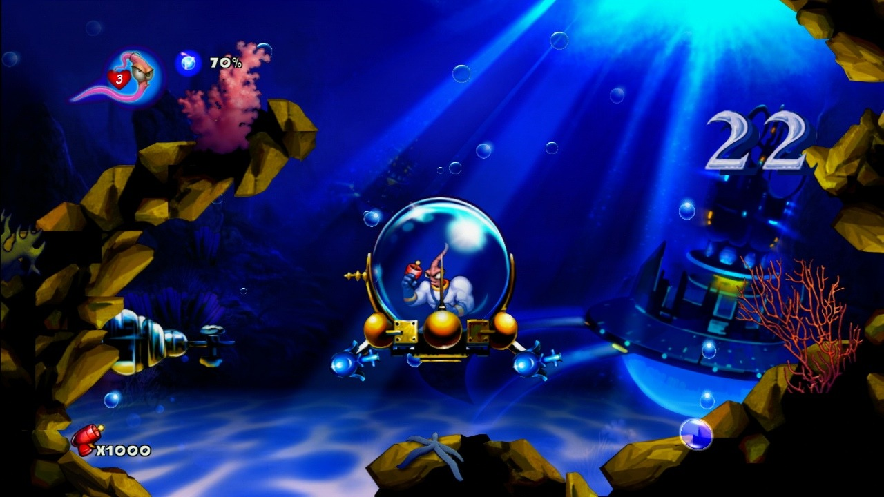Images For > Earthworm Jim Hd